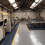Kasdon Electronics new Manufacturing Facility